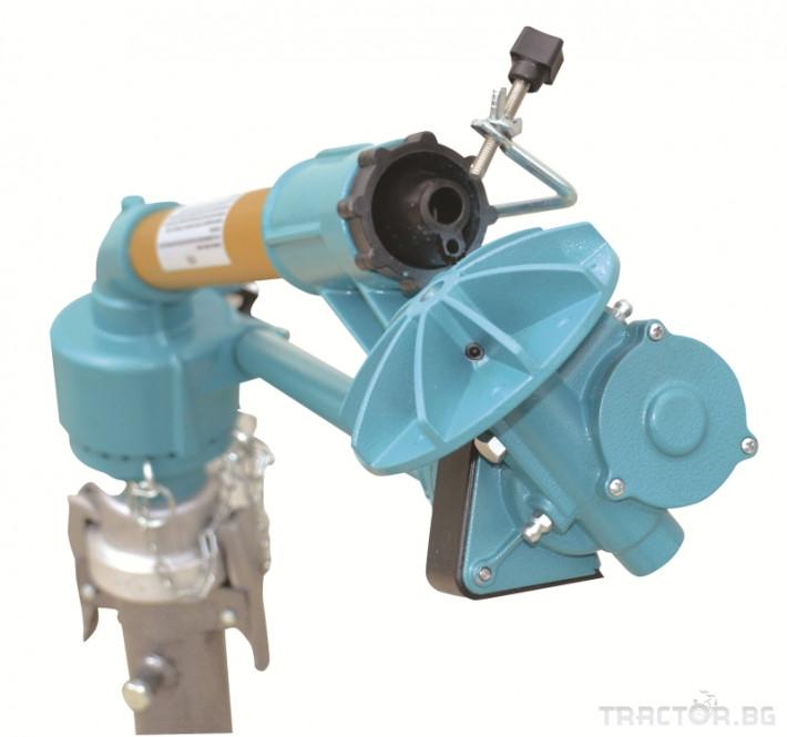 Напоителни системи Турбинен поливен разпръсквач JET 35 1