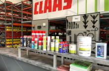 Части за трактори CLAAS