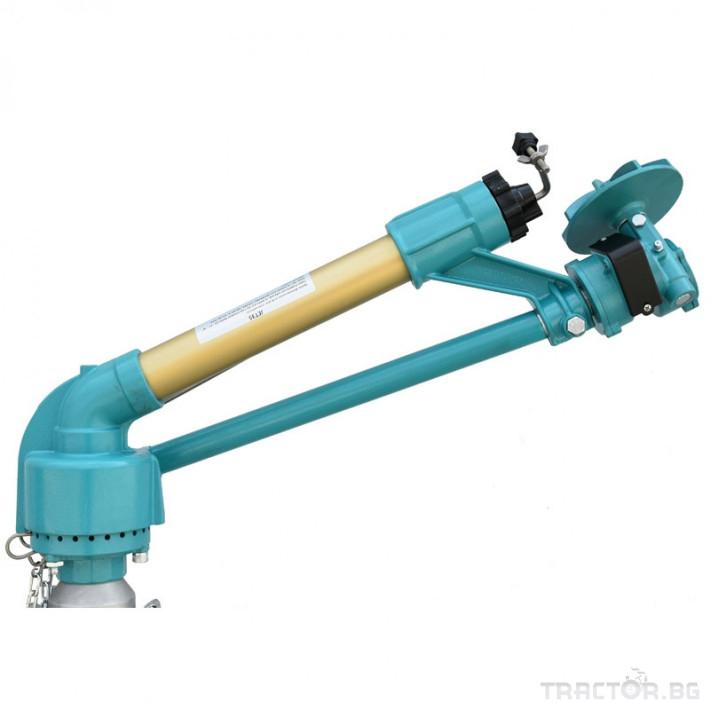 Напоителни системи Турбинен поливен разпръсквач JET 35 0